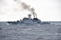 Украинский флот провел совместные учения с флотом Румынии