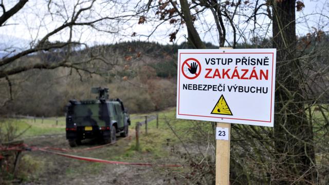 Российская пропаганда фейками пытается загасить скандал с взрывами складов в Чехии