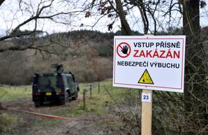 Российская пропагандами фейками пытается загасить скандал с взрывами складов в Чехии