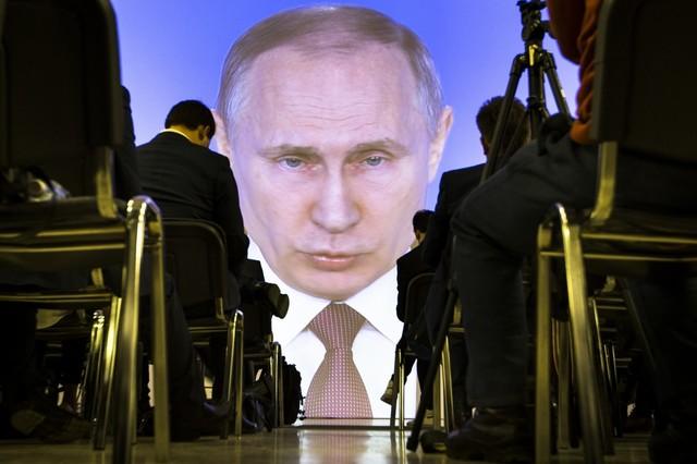О чём Владимир Путин будет врать 21 апреля Федеральному собранию и россиянам