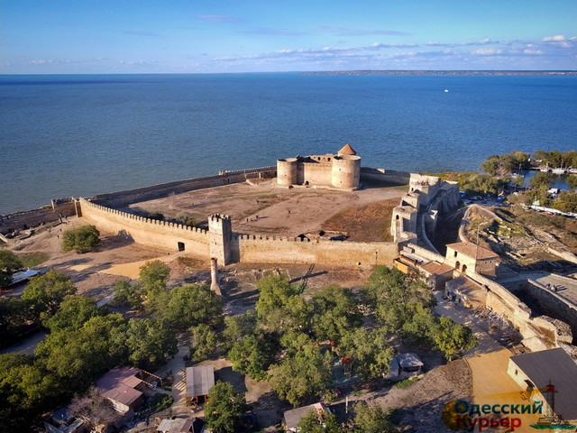 В Аккерманской крепости создадут новый археологический музей (ВИДЕО)