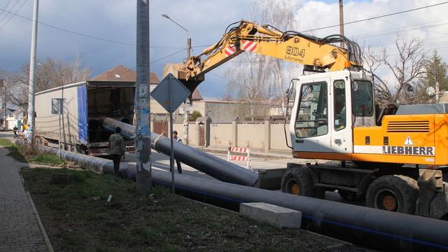 В Одессе меняют водопроводные трубы на даче Ковалевского