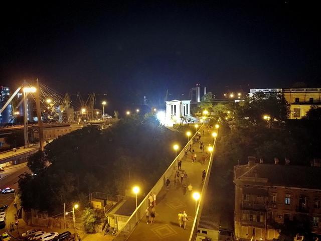 Отключения света в Одессе 21 апреля