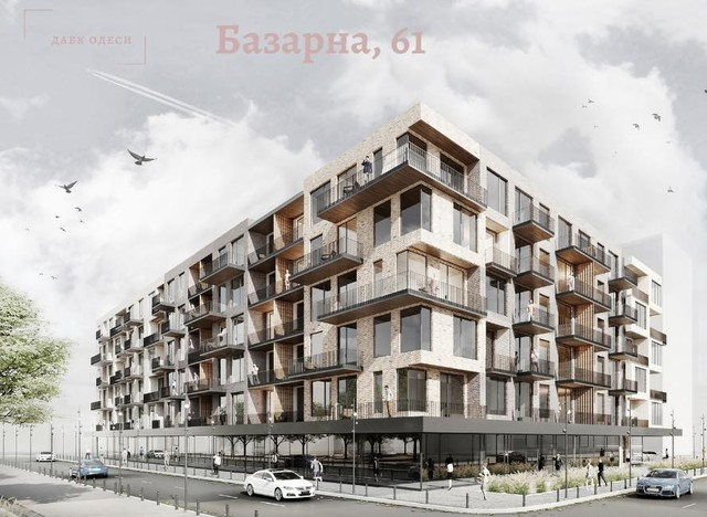 В Одессе будут строить шестиэтажный жилой дом в Старобазарном сквере
