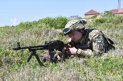 ВМС Украины провели очередные учения