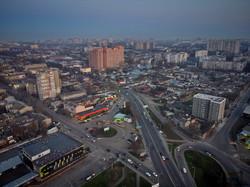 Как в Одессе выглядит район Молдаванки в лучах заходящего солнца (ФОТО, ВИДЕО)