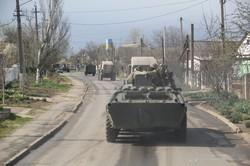 В Одесской области морская пехота и береговая артиллерия провели учебную противодесантную оборону