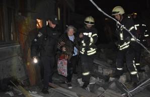 В Одессе взорвался газ в жилой квартире