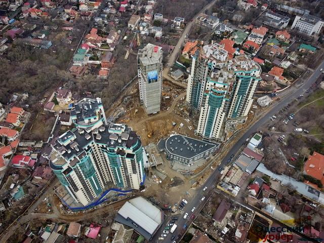 Как выбрать надежного и проверенного первичного застройщика в Одессе