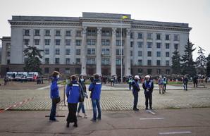 Что в Одессе 2 мая происходило на Куликовом поле (ВИДЕО)