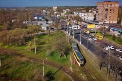 """В Одессе запустили на маршруты третий трамвай """"Одиссей-Макс"""" (ВИДЕО)"""