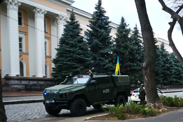 В Одессе проходят обыски у сепаратистов