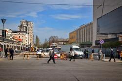 """Что будет с улицей Екатерининской в Одессе около """"Привоза"""" (ВИДЕО)"""