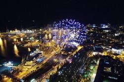 В Одессе День Победы завершили грандиозным фейерверком (ВИДЕО)