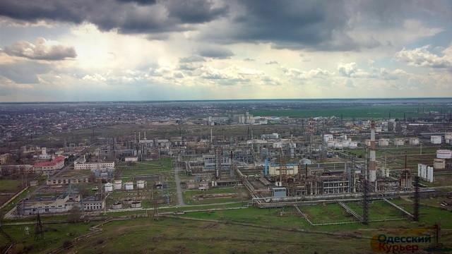 Одесский нефтеперерабатывающий завод передали в управление АРМА (ВИДЕО)