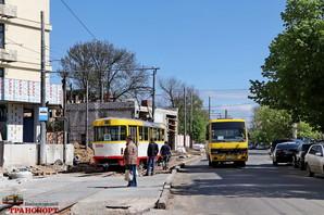 В Одессе продолжают ремонт дорог