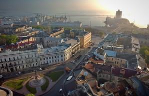 Какой будет в Одессе новая пешеходная зона