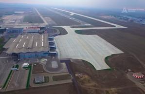 В Одесском аэропорту начали третью очередь реконструкции