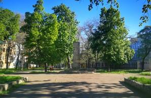 В Одессе сквер на Итальянском бульваре назовут в честь Генуи (ФОТО)