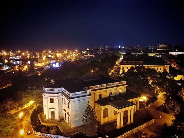 Отключения света в Одессе 17 мая