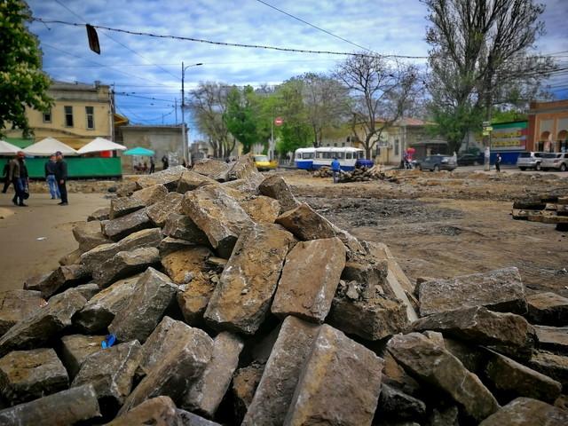 В Одессе уволили главного по дорогам