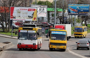 Из-за аварии на электроподстанции в Одессе остановились трамваи и троллейбусы