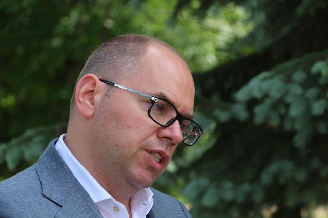Бывшего одесского губернатора уволили с поста главы Минздрава