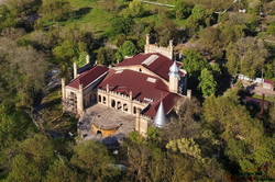 Под Одессой реставрируют знаменитый замок Курисов (ВИДЕО)