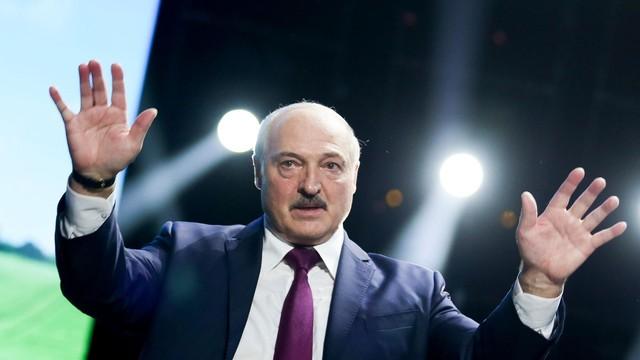 Многословное заявление Александра Лукашенко