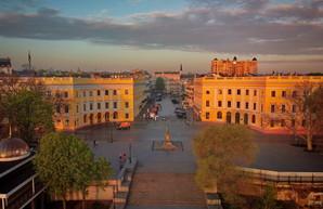 Центр Одессы сделали пешеходным (ВИДЕО)
