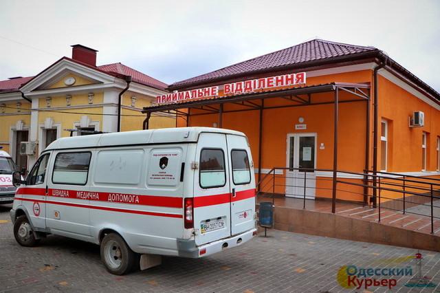 В Одесской области начались проблемы с финансированием медучреждений Национальной службой здоровья