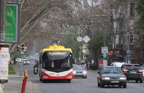 В центре Одессы ограничат движение из-за спортивных соревнований