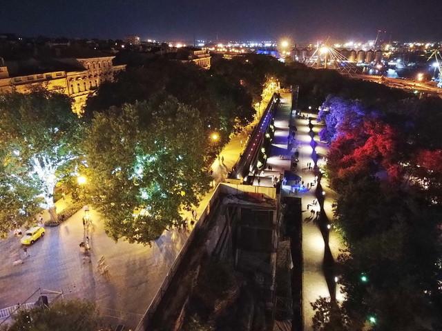 Отключения света в Одессе 31 мая