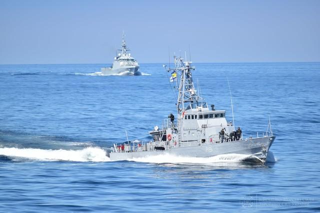 Американские катера для ВМС Украины отправят в Одессу в июле или августе