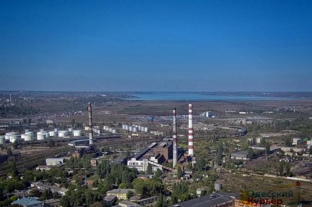 В Одессе собрались строить парогазовую электростанцию