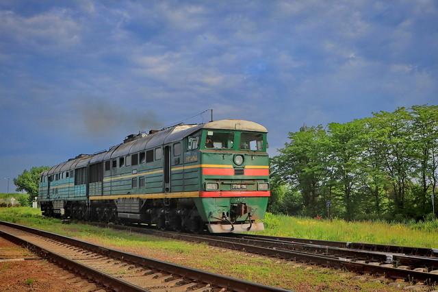 В Одесской области задержали бандитов, грабивших локомотивы на железной дороге