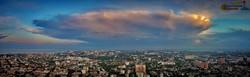 Как выглядит Одесса под надвигающимися грозовыми тучами (ФОТО, ВИДЕО)