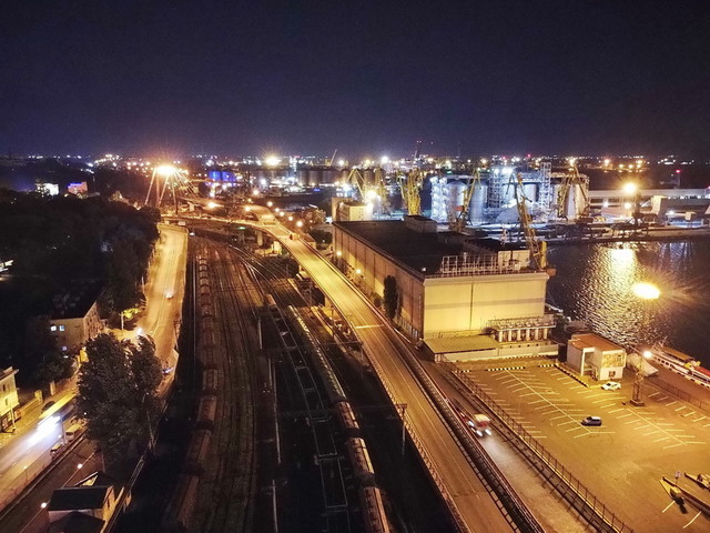 Отключения света в Одессе 10 июня