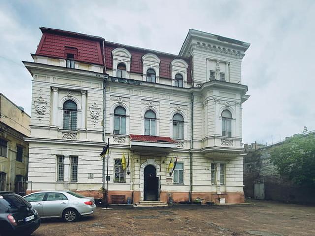 Одесский облсовет хочет продать старинный особняк на улице Канатной