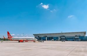Аэропорт Одессы в мае увеличил пассажиропоток