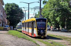 В Одессе объявили повторный тендер на новые трамваи по европейскому кредиту