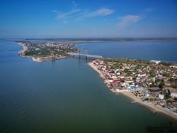 Затока: как выглядит с высоты самый популярный морской курорт Украины в Одесской области (ФОТО, ВИДЕО)