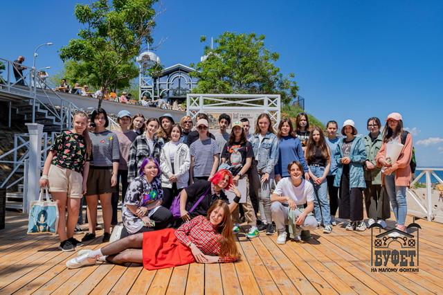 В Одессе на берегу моря пройдет выставка-ярмарка молодых художников