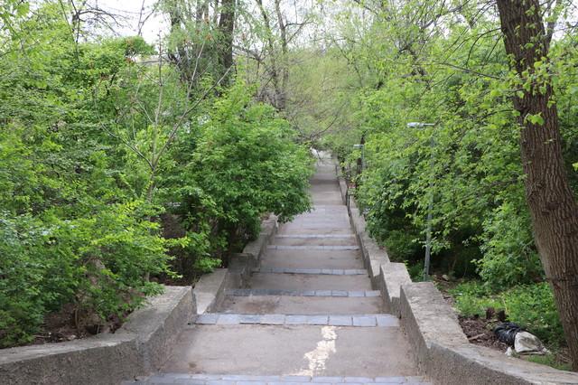В Одессе капитально отремонтируют лестницы к Дюковскому парку