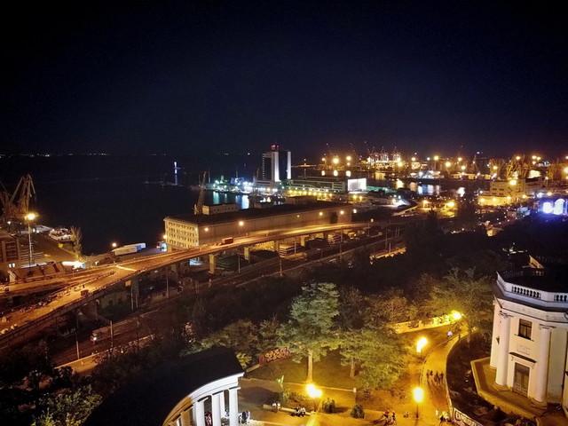 Отключения света в Одессе 17 июня