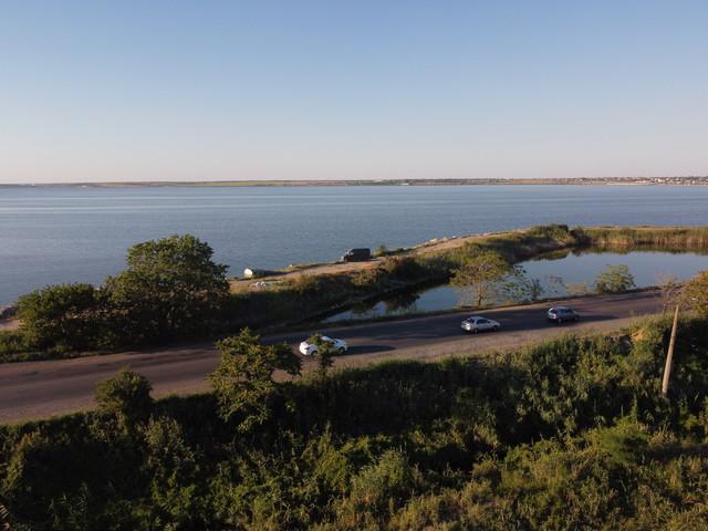 Состояние дамбы Хаджибейского лимана в Одессе назвали критическим (ВИДЕО)