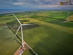GO-A и Руслана открыли Днестровскую электростанцию с 200-метровыми ветрогенераторами (ФОТО, ВИДЕО)