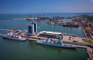 Флот НАТО в Одессе показали с высоты (ФОТО, ВИДЕО)
