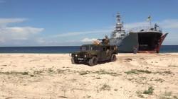 ВМС Украины провели учения (ФОТО, ВИДЕО)