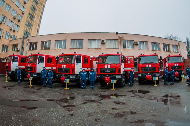 В Одессе нашли места для новых пожарных депо